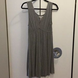 Gray Stretchy Sundress